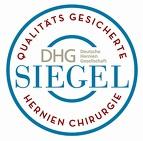 DHGSiegel Hernienzentrum