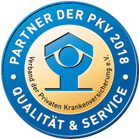 PKV Partner Siegel 2018