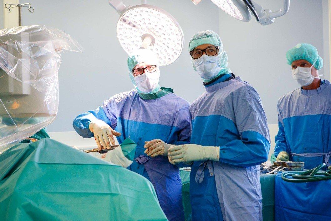 Klinik für Unfallchirurgie und Orthopädie