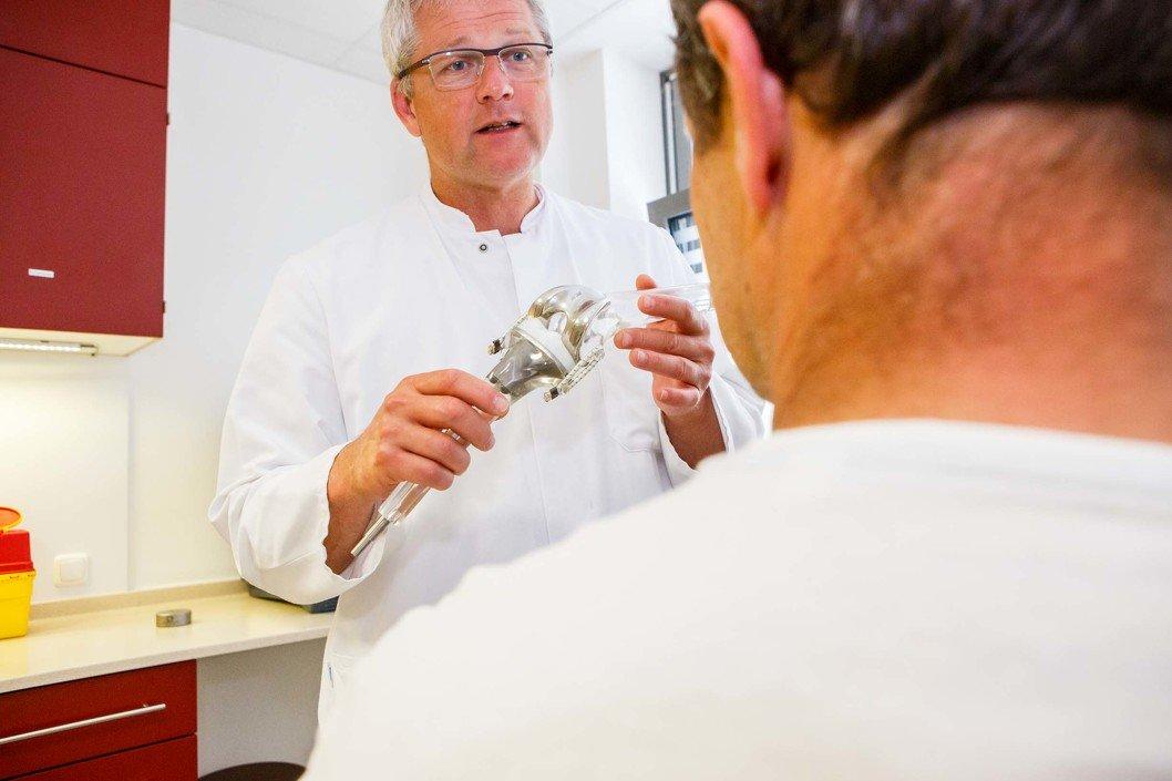 Endoprothetik am Bergmannsheil Buer