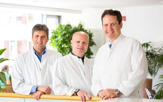 Klinik für Allgemein- und Visceralchirurgie