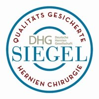 DHG Siegel Hernienchirurgie