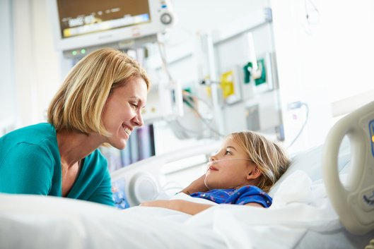 Kindertraumatologie am Bergmannsheil Buer