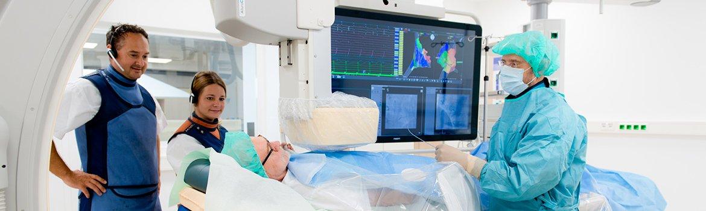 Herzkatheterlabor Bergmannsheil Buer