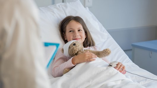 Kinderneurochirurgie im Bergmannsheil Buer