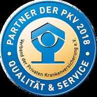 PKV Partner Siegel 2018