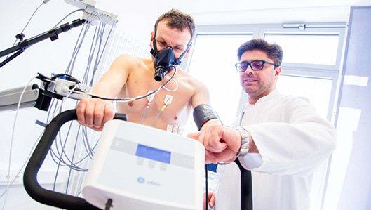 Klinik für Innere Medizin und Pneumologie