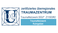 Zertifizierung zum Überregionalen Traumazentrum